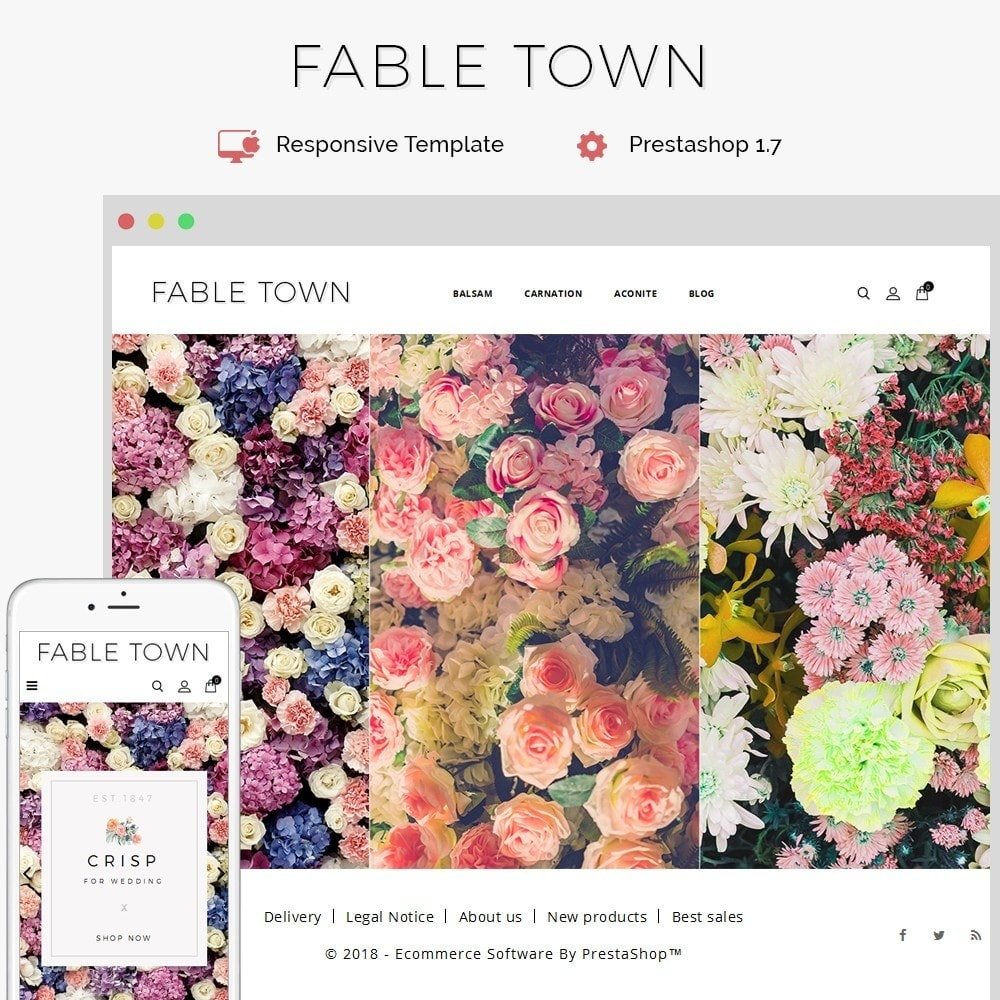 theme - Mode & Schoenen - Fabletown Demo Store - 1