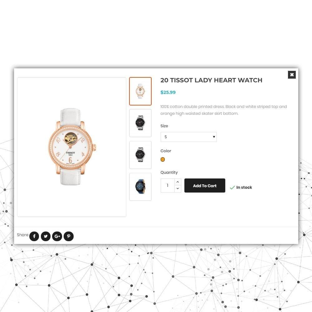theme - Mode & Schuhe - Uhrengeschäft - 7