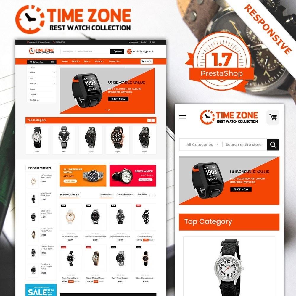 theme - Moda & Calçados - Loja de relógios - 2