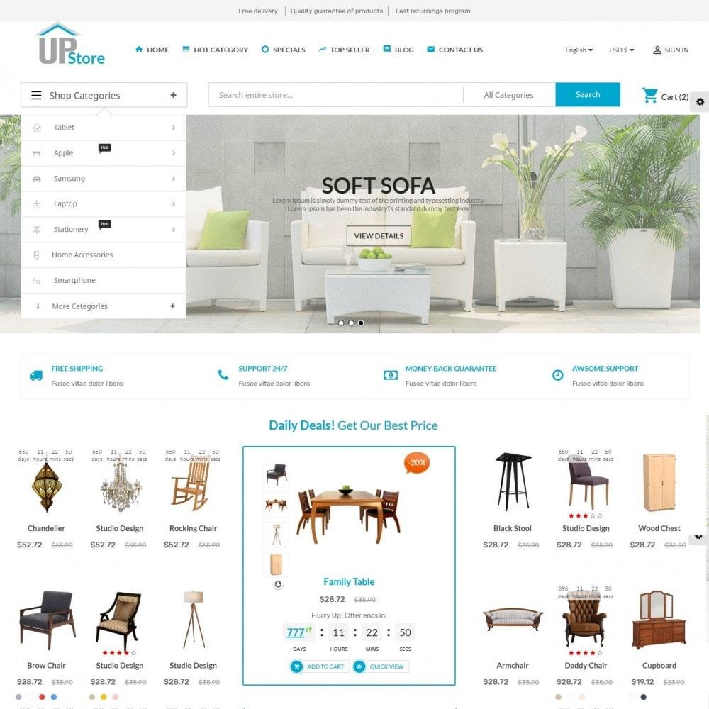 theme - Dom & Ogród - Furniture Meubles - 1