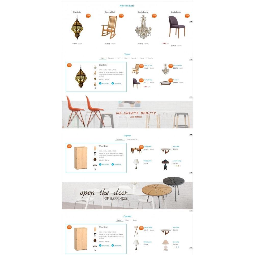theme - Dom & Ogród - Furniture Meubles - 3