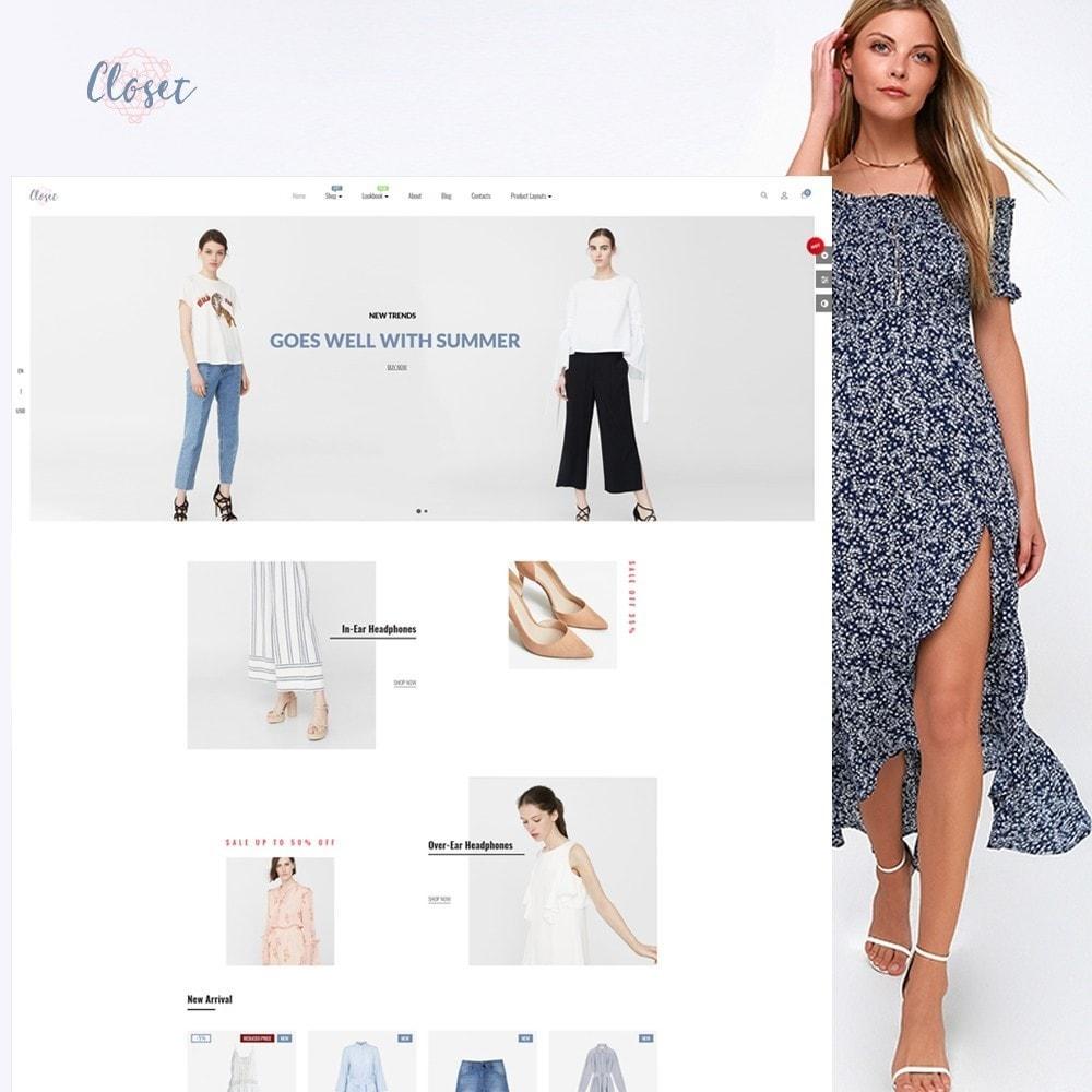theme - Mode & Chaussures - Leo Closet - 1