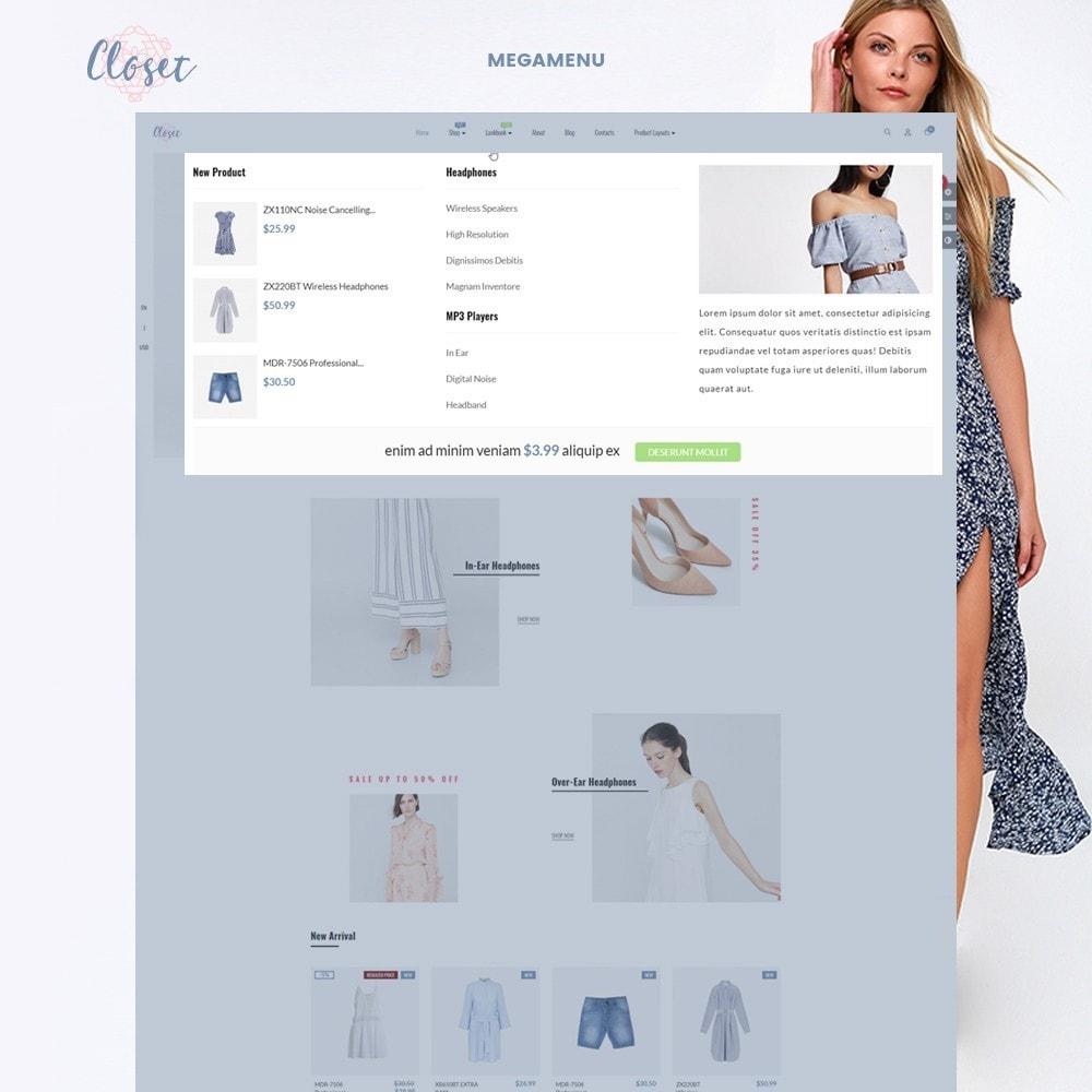 theme - Mode & Chaussures - Leo Closet - 3