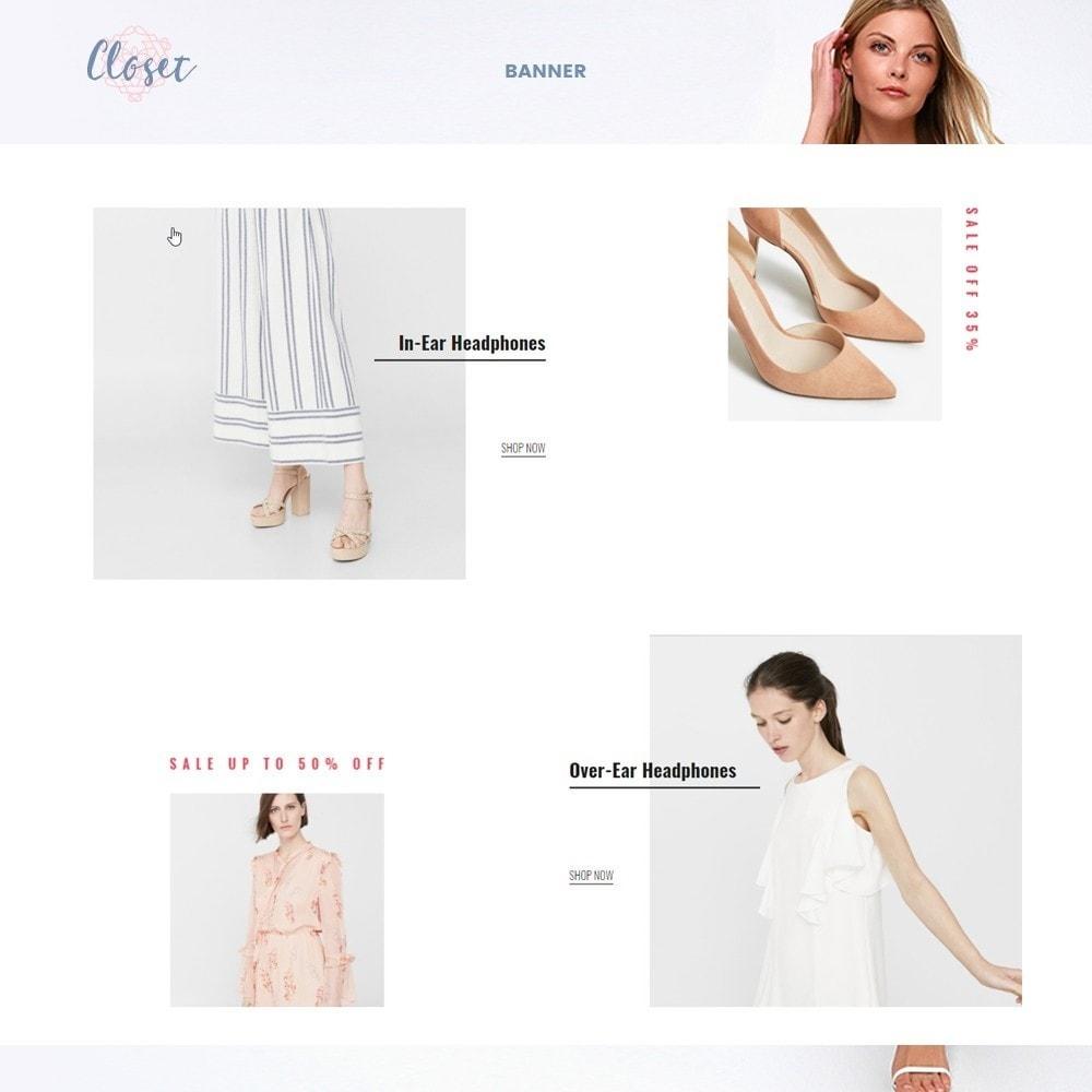 theme - Mode & Chaussures - Leo Closet - 4