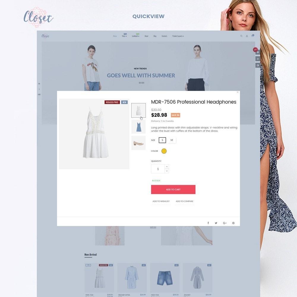 theme - Moda & Calçados - Leo Closet - 6