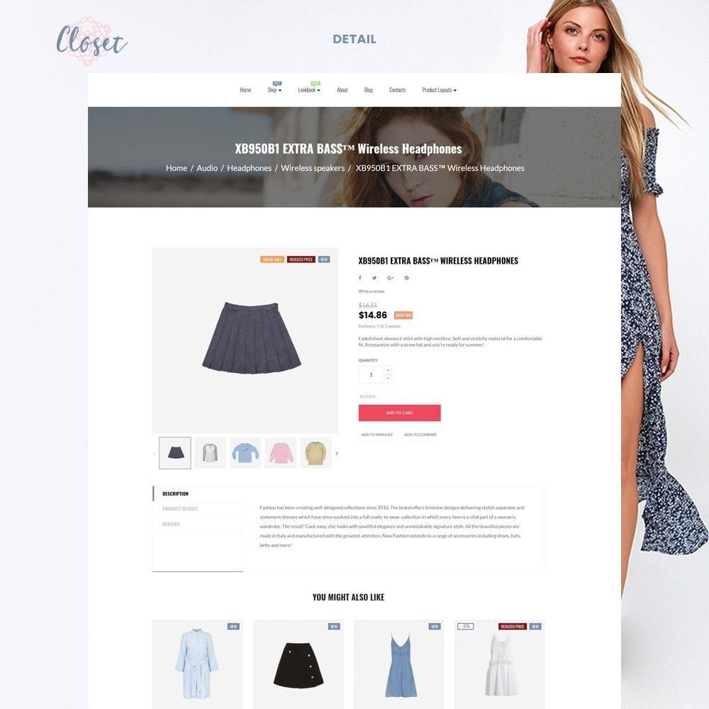 theme - Moda & Calçados - Leo Closet - 7