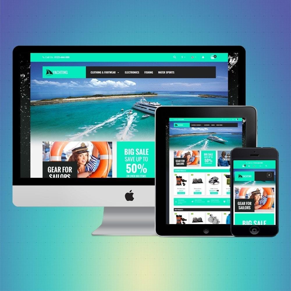 theme - Deportes, Actividades y Viajes - VP_Yachting Store - 1