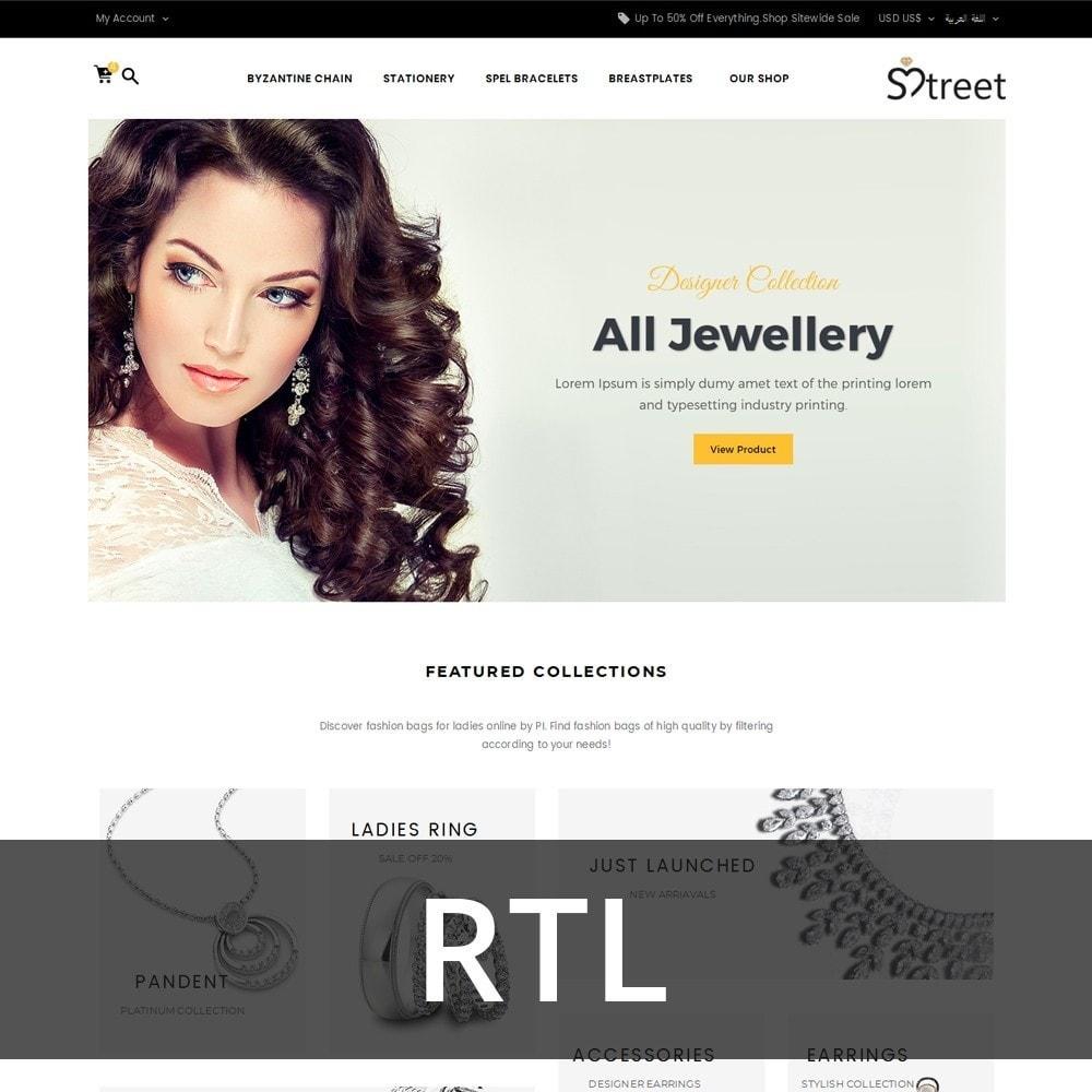 theme - Bellezza & Gioielli - Treet - The Jewelry Store - 2