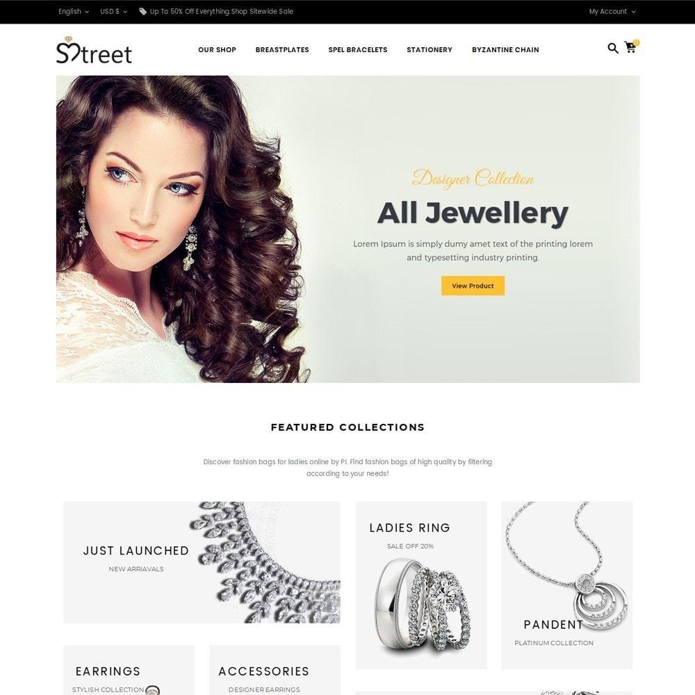 theme - Bellezza & Gioielli - Treet - The Jewelry Store - 3