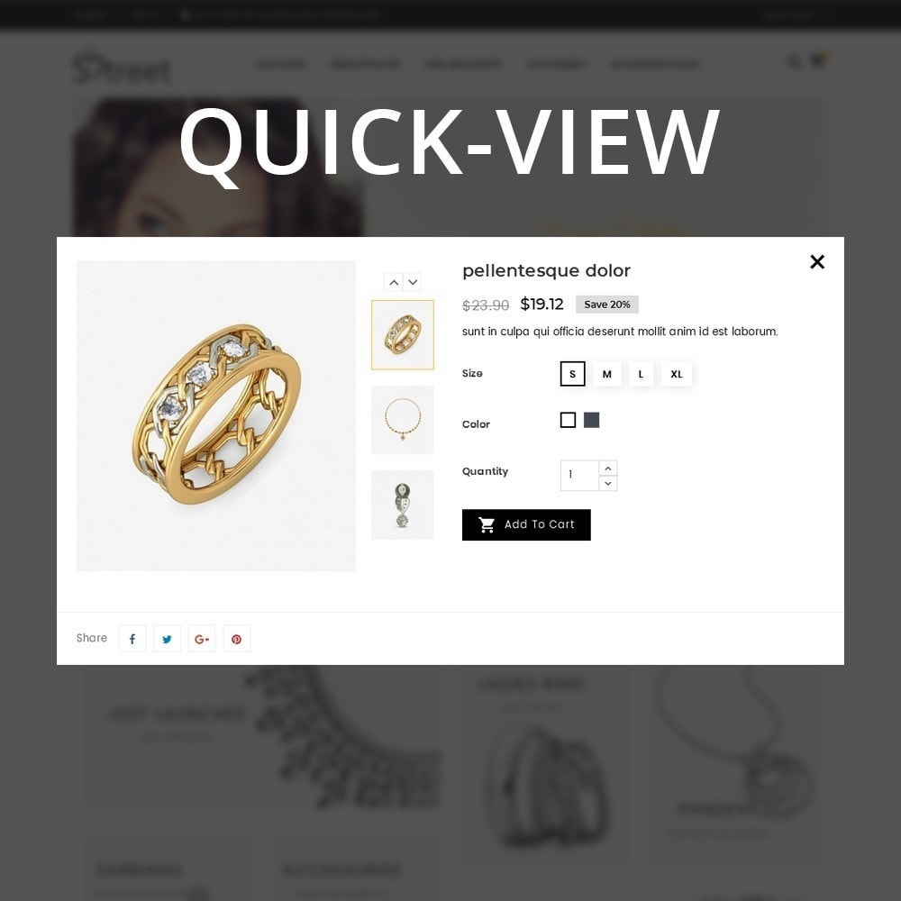 theme - Bellezza & Gioielli - Treet - The Jewelry Store - 12