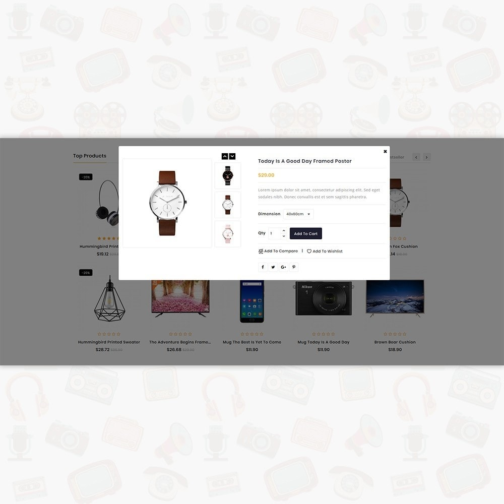 theme - Elektronica & High Tech - LiveMart - The Mega Ecommerce Store - 7