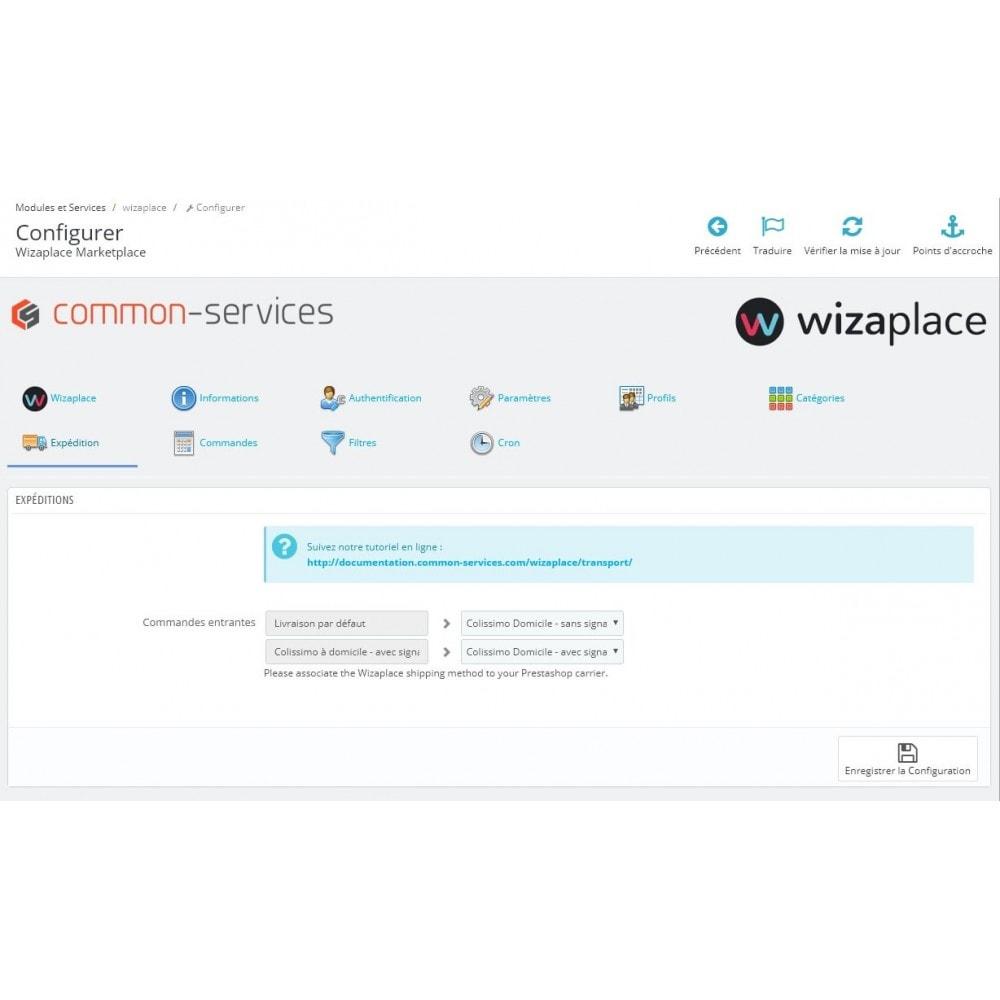 module - Marketplaces - Wizaplace marketplaces connector - 3