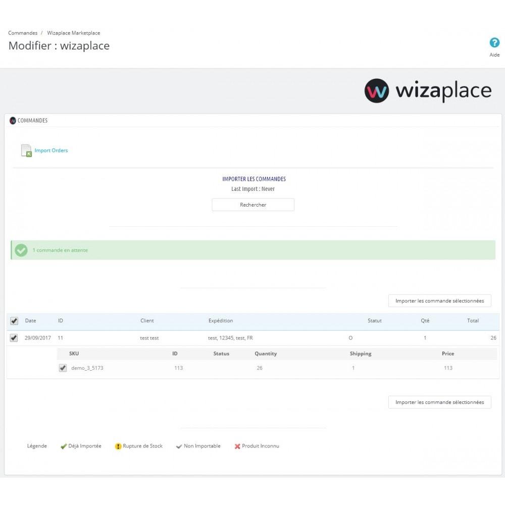 module - Marketplaces - Wizaplace marketplaces connector - 4
