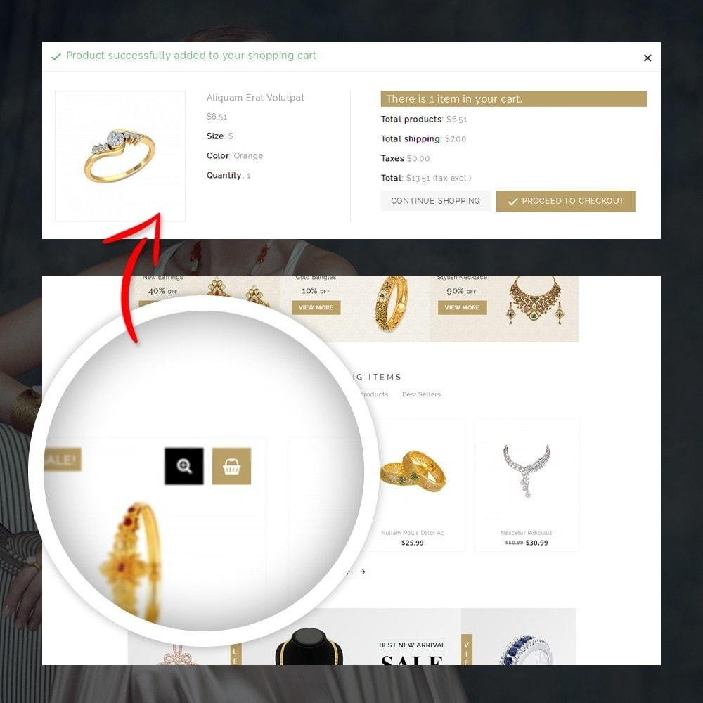 theme - Schmuck & Accesoires - Fidelis - Jewelry Store - 5