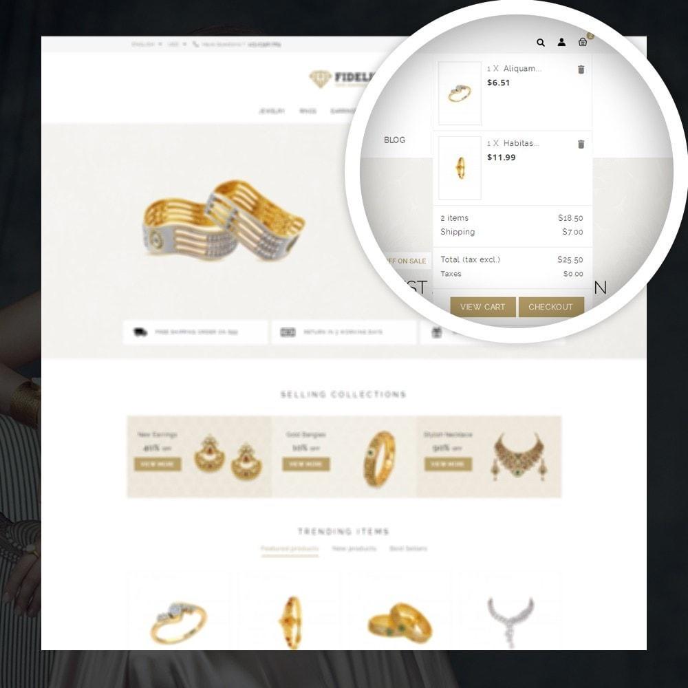 theme - Bellezza & Gioielli - Fidelis - Jewelry Store - 6
