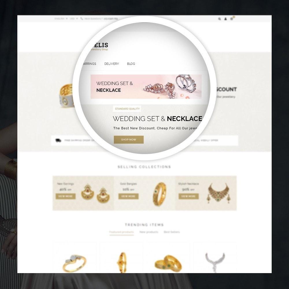 theme - Schmuck & Accesoires - Fidelis - Jewelry Store - 7