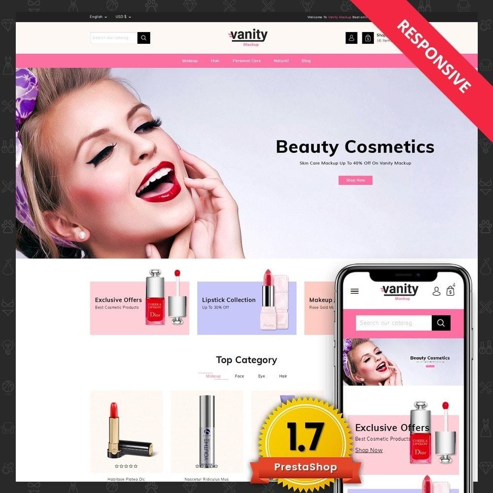 theme - Gesundheit & Schönheit - Vanity - Mackup Store - 1