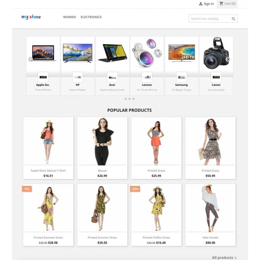 module - Marcas y Fabricantes - Brands Wall Navigation: slider or block - 2