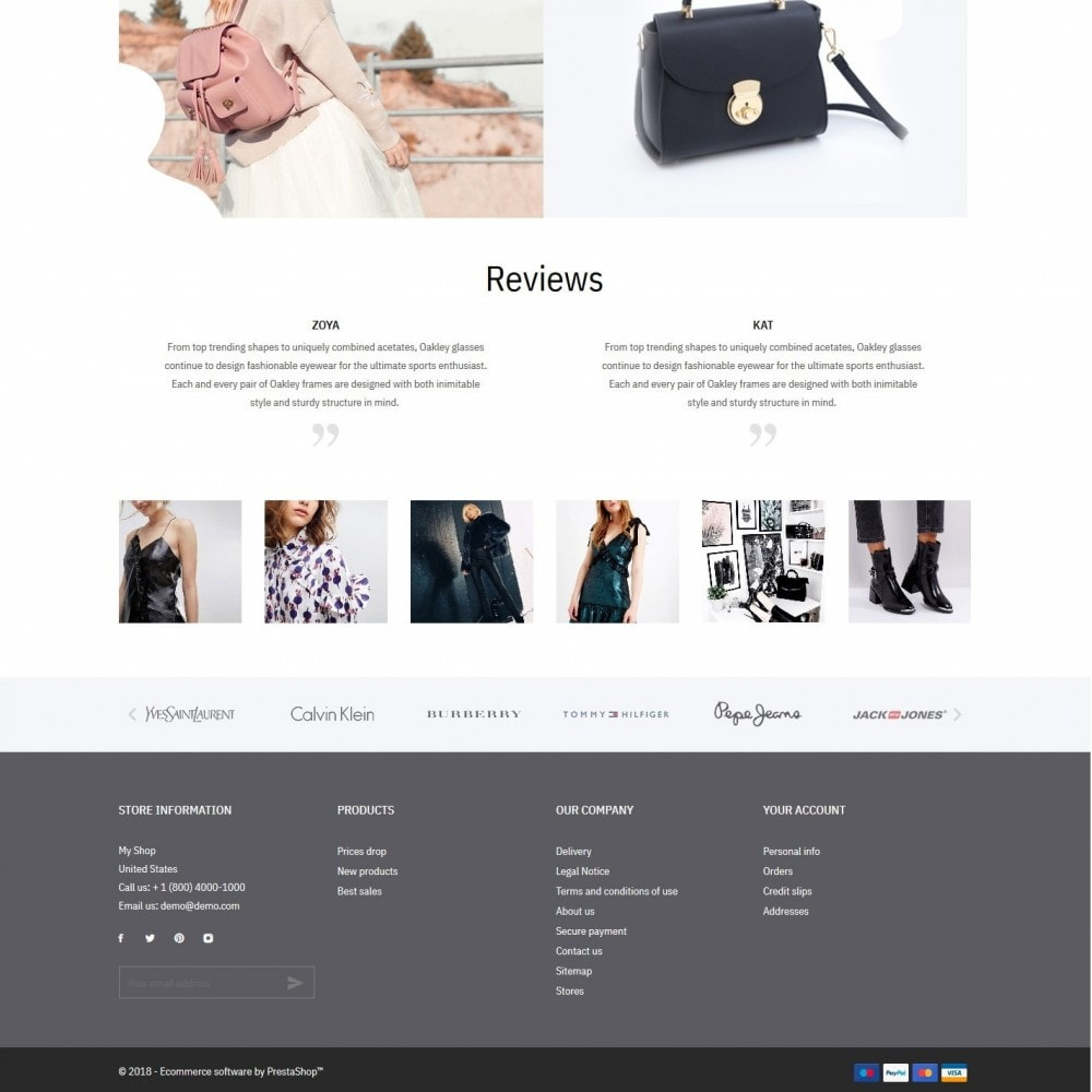 theme - Мода и обувь - My lovely style Fashion Store - 4