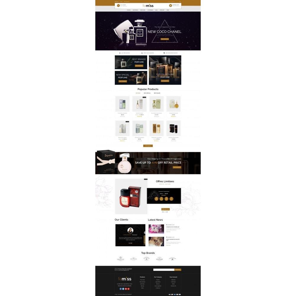 theme - Zdrowie & Uroda - Femiss - Perfume Store - 2