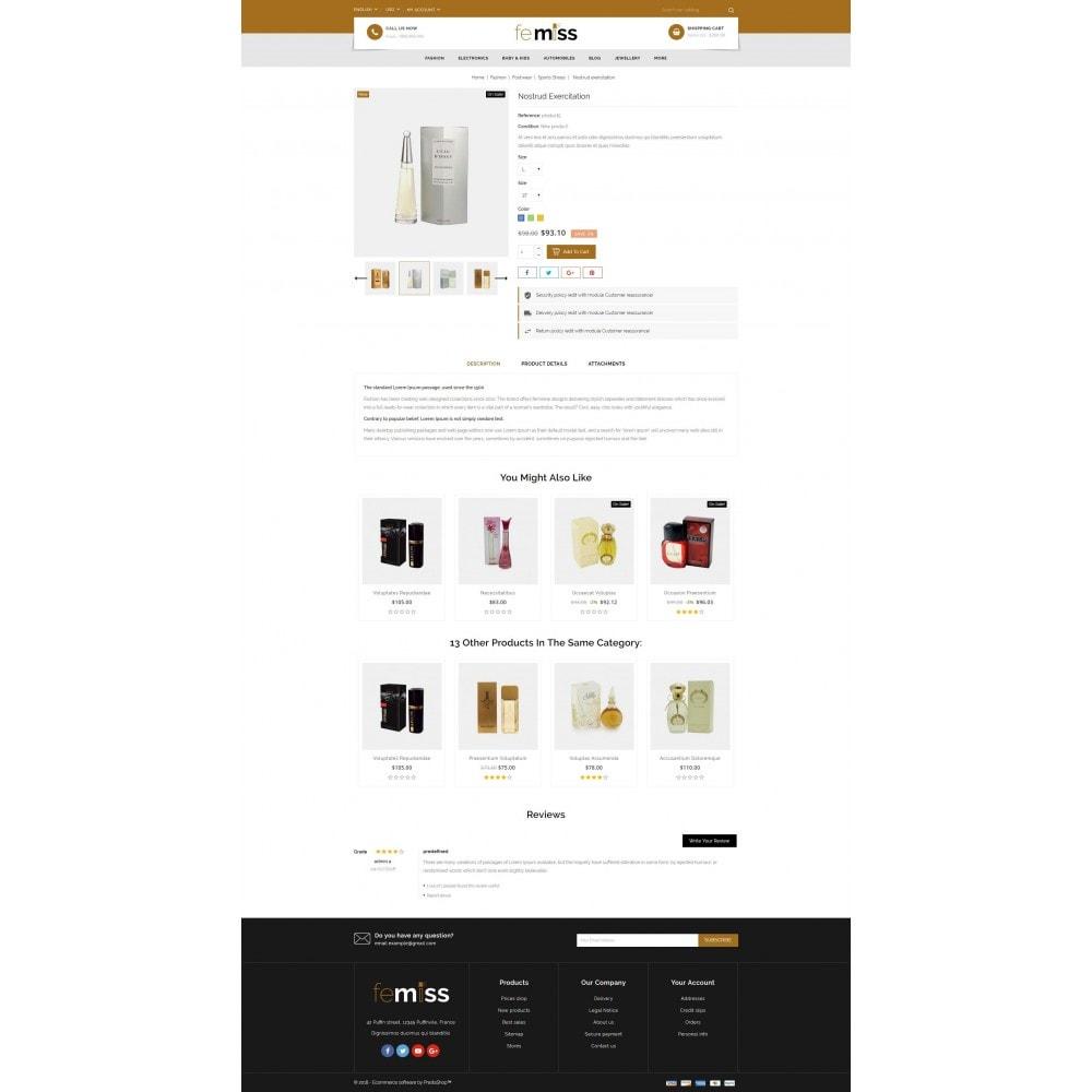 theme - Zdrowie & Uroda - Femiss - Perfume Store - 5