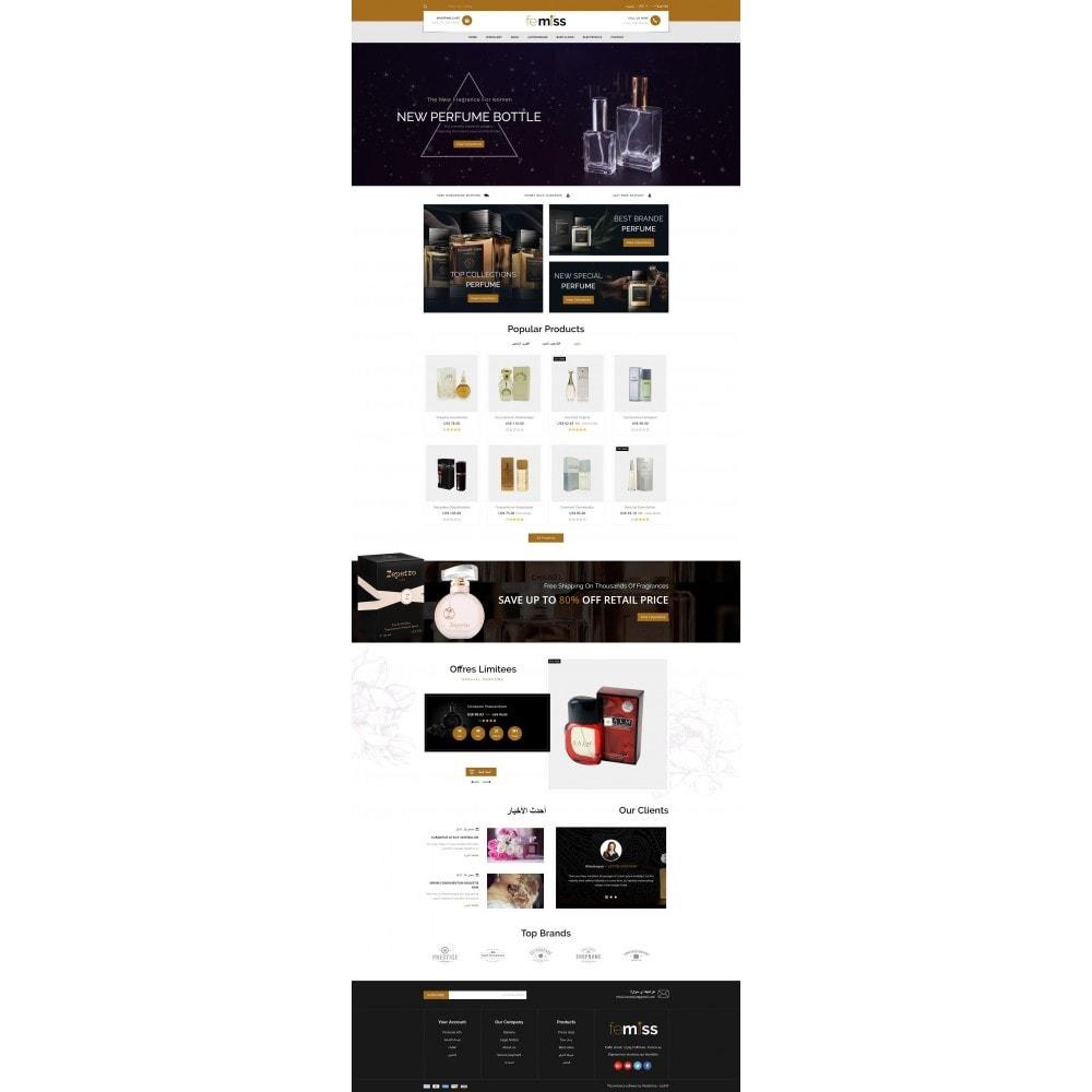 theme - Zdrowie & Uroda - Femiss - Perfume Store - 10