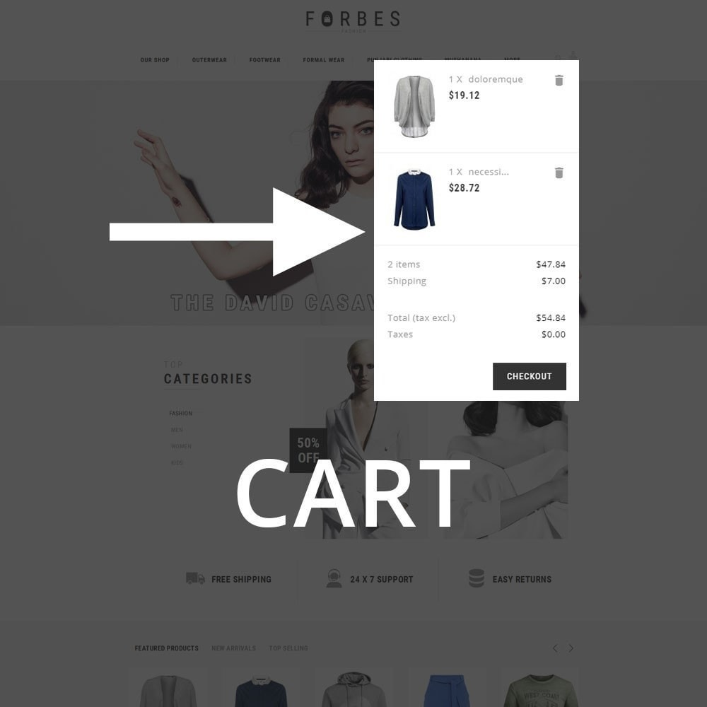 theme - Fashion & Shoes - Forbes - The Fashion Store - 10