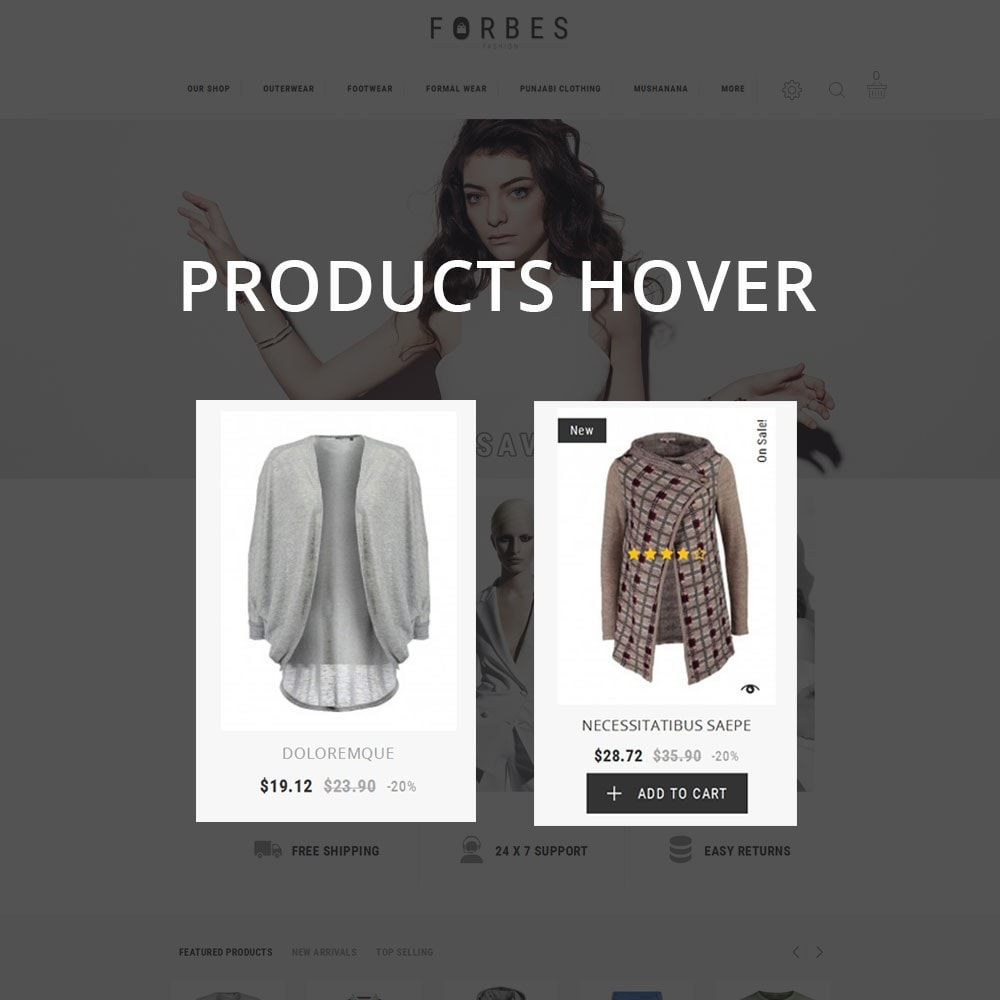 theme - Fashion & Shoes - Forbes - The Fashion Store - 11