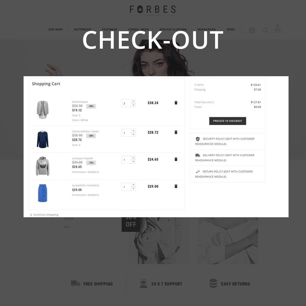 theme - Fashion & Shoes - Forbes - The Fashion Store - 13