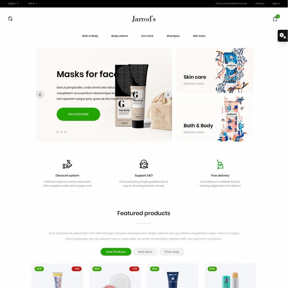 theme - Gezondheid & Schoonheid - Jarrod's Cosmetics - 2