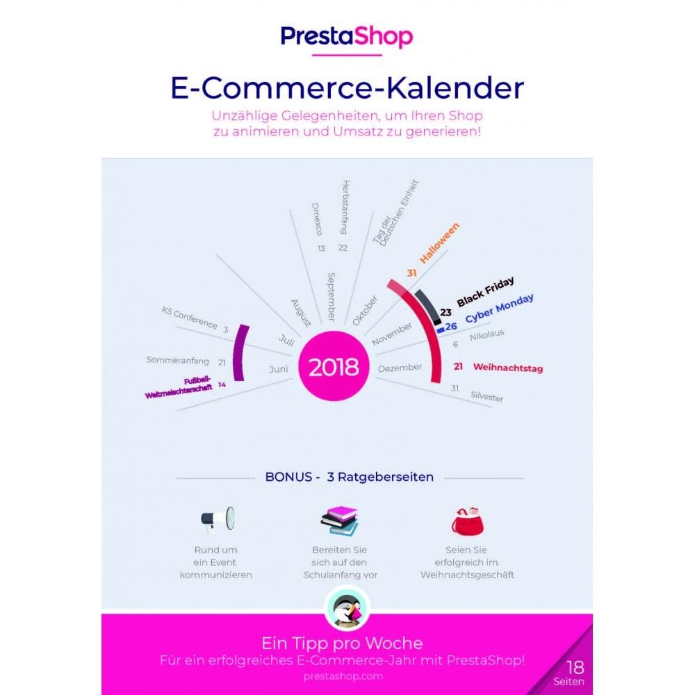 other - eCommerce Kalender - E-Commerce-Kalender für das zweite Halbjahr 2018 - 1