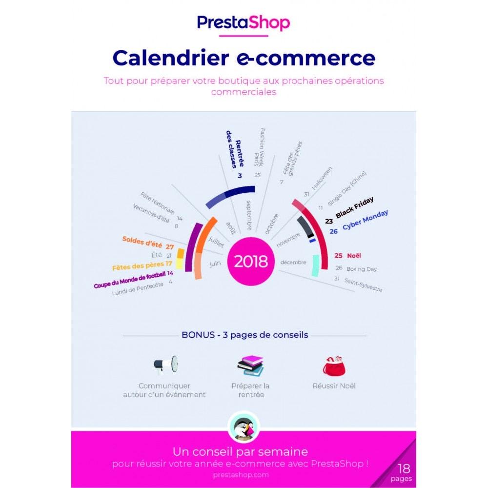 other - Calendrier e-Commerce - Guide et Calendrier e-commerce 2018 de fin d'année - 1