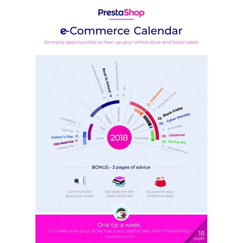 other - e-Commerce Calendar - 2018 End-of-year E-Commerce Guide & Calendar - 1