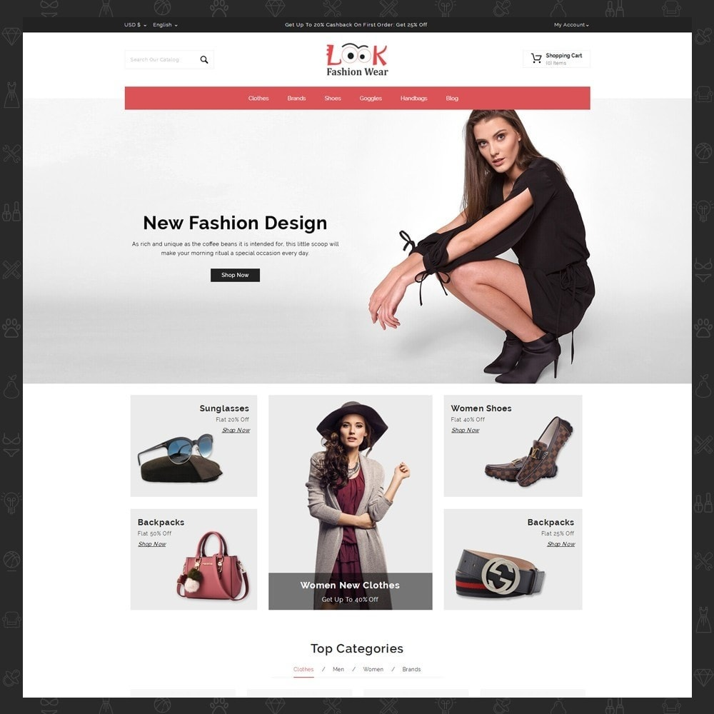 theme - Mode & Schuhe - Look - Fashion Store - 2