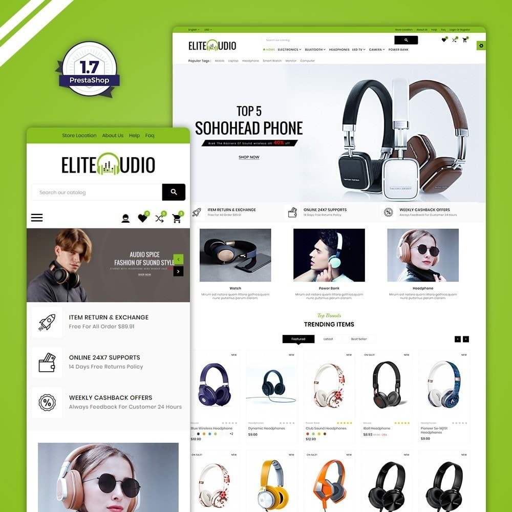 theme - Electronics & Computers - Elite Audio – The Electronic Store - 1