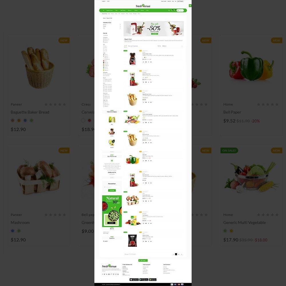 theme - Żywność & Restauracje - Fresh Avenue Fresh–Grocery Super Multipurpose Store - 3