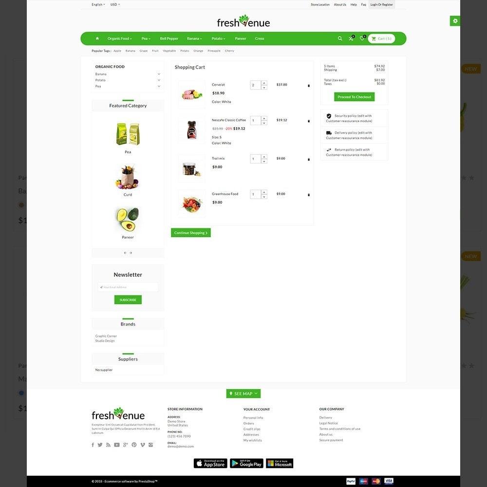 theme - Żywność & Restauracje - Fresh Avenue Fresh–Grocery Super Multipurpose Store - 5