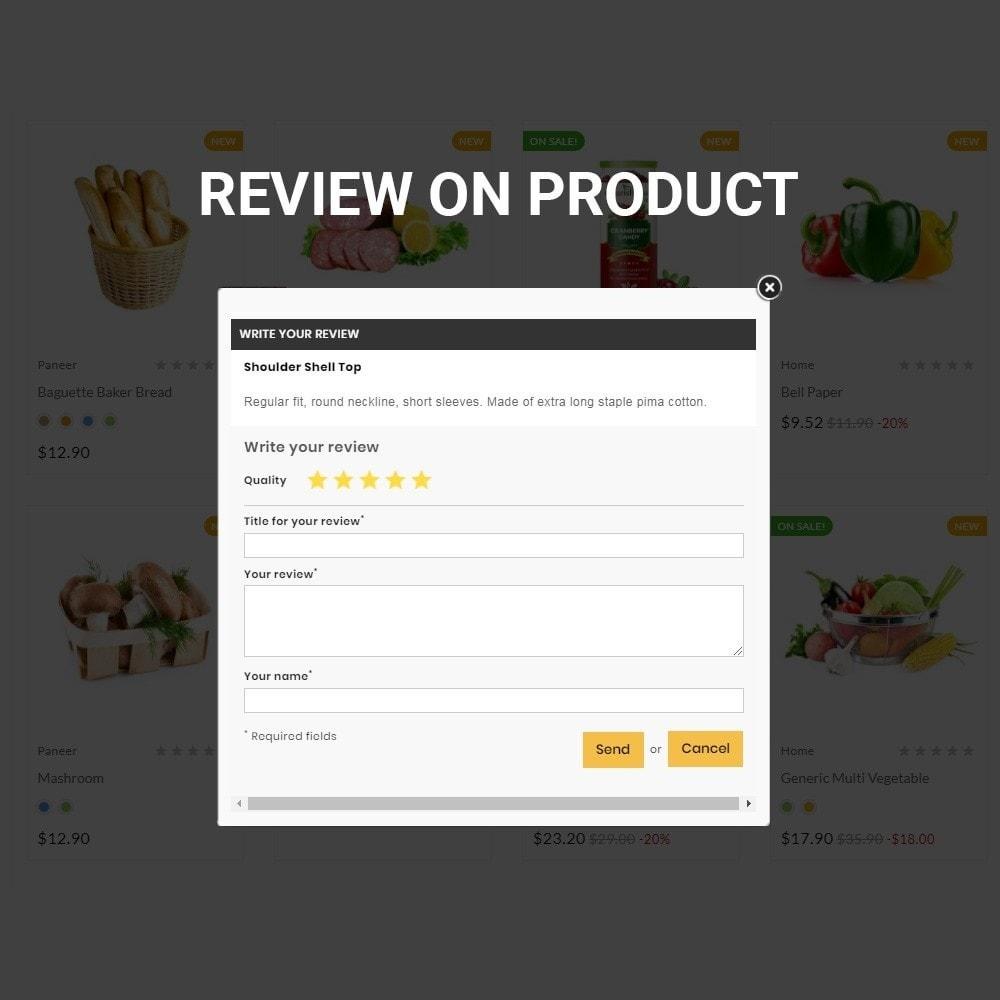 theme - Żywność & Restauracje - Fresh Avenue Fresh–Grocery Super Multipurpose Store - 9