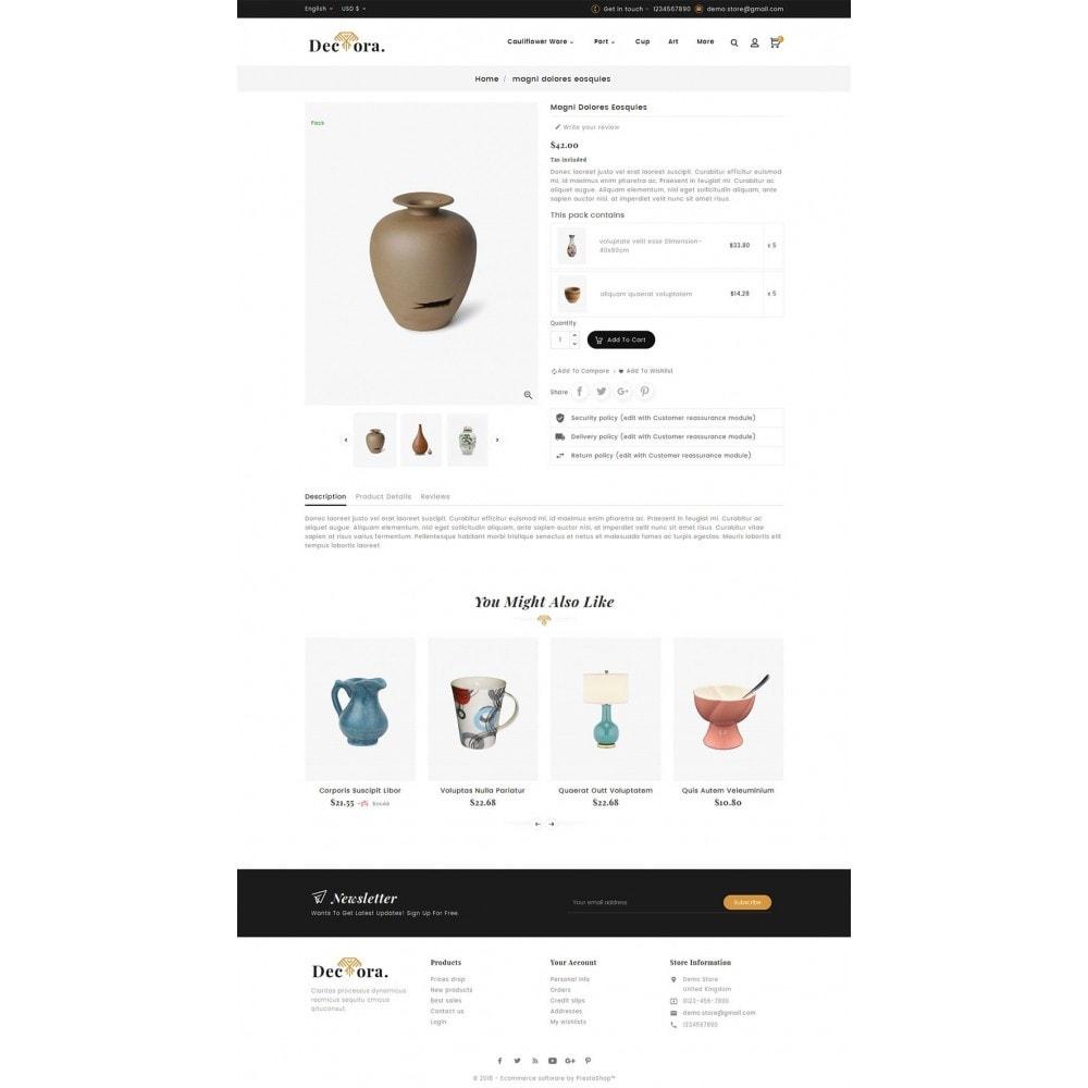 theme - Maison & Jardin - Decora & Art Works - 5