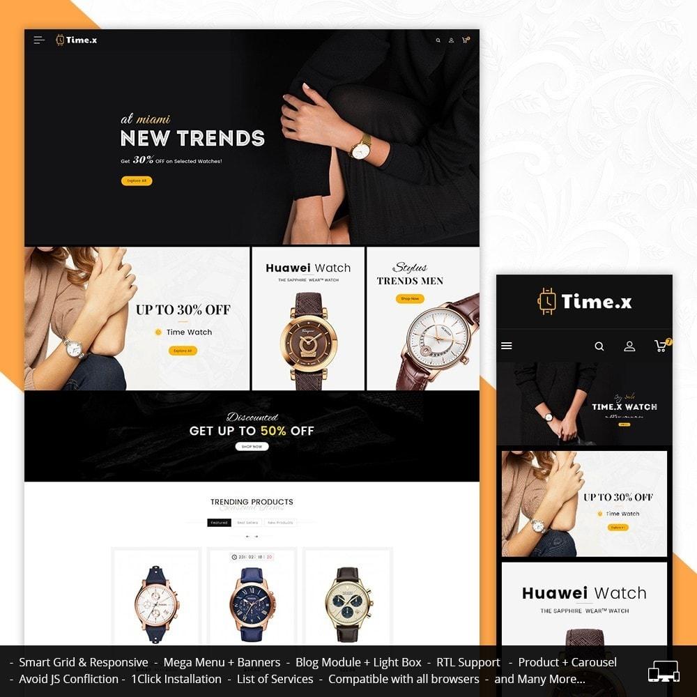 theme - Ювелирные изделия и Аксессуары - Timex Watch - 1