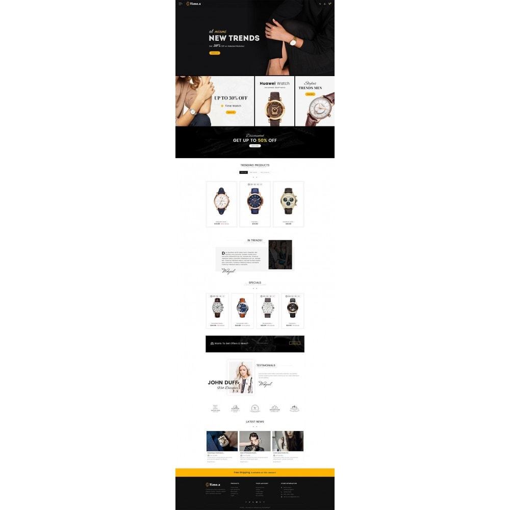 theme - Ювелирные изделия и Аксессуары - Timex Watch - 2