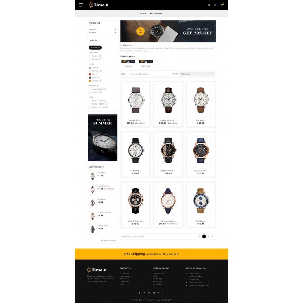 theme - Ювелирные изделия и Аксессуары - Timex Watch - 3