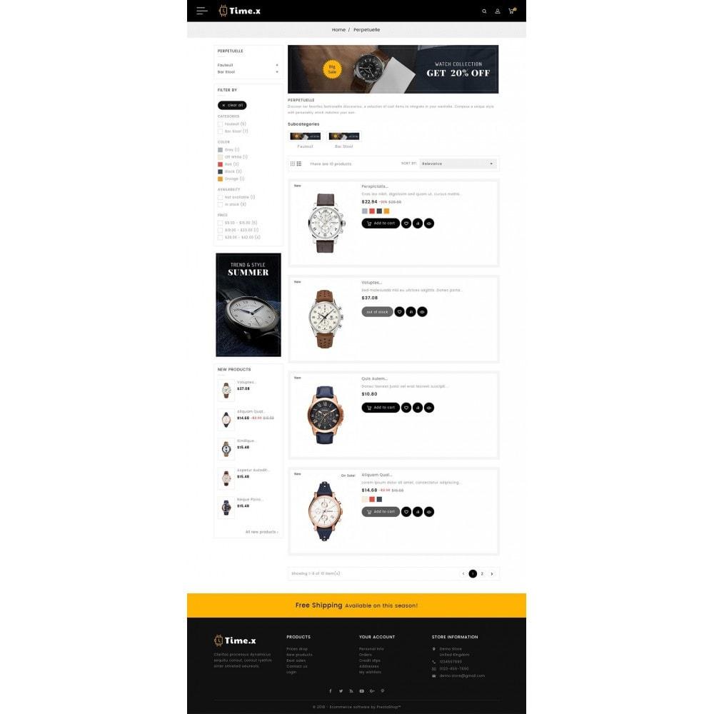 theme - Ювелирные изделия и Аксессуары - Timex Watch - 4