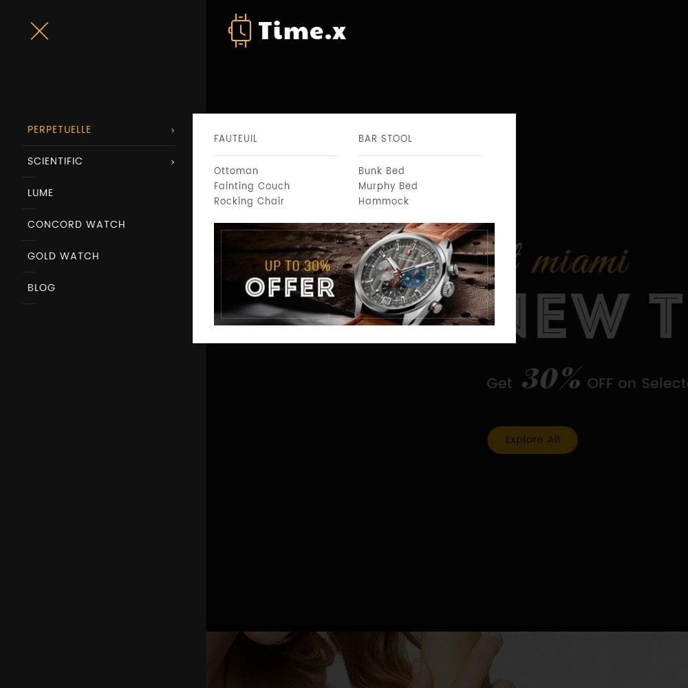 theme - Ювелирные изделия и Аксессуары - Timex Watch - 9