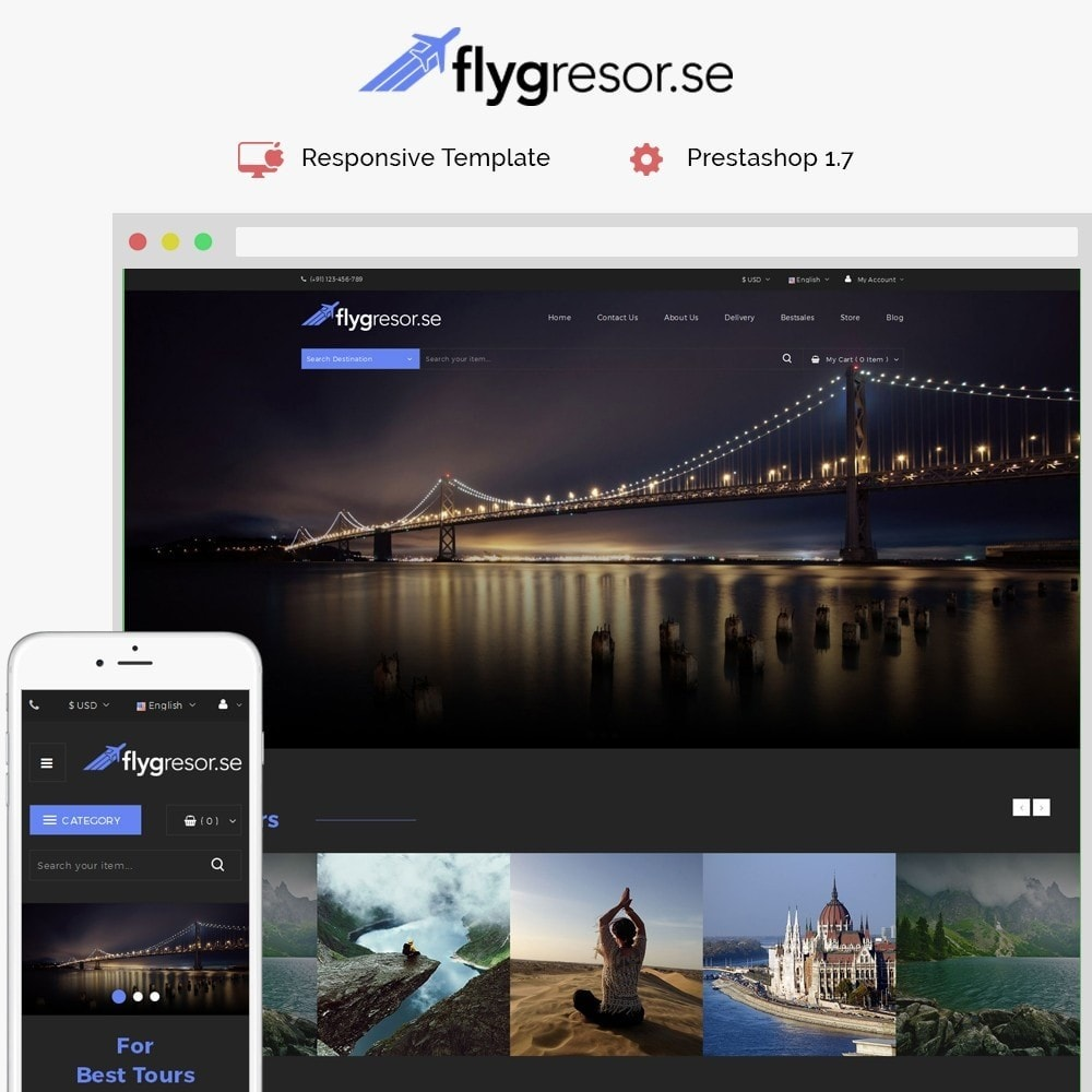theme - Sport, Attività & Viaggi - Flygresor.se Travel Store - 1
