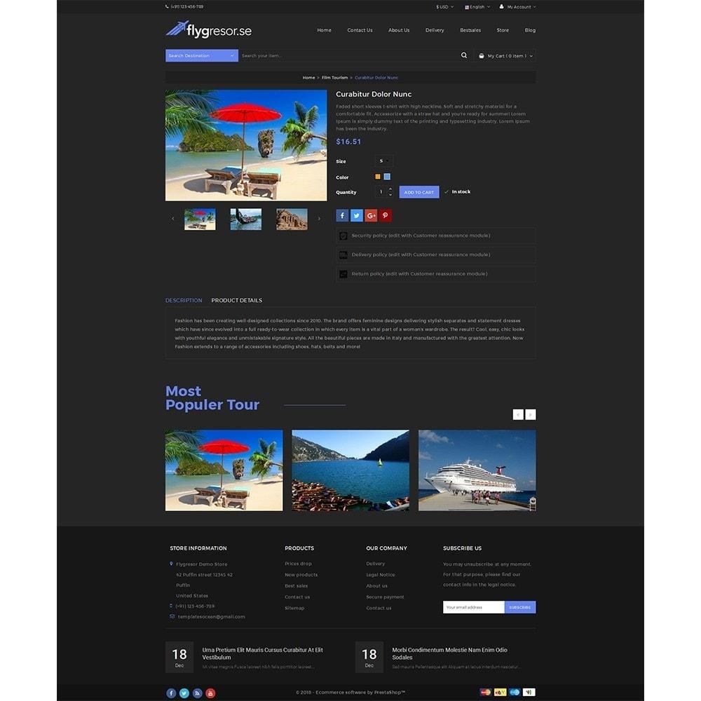 theme - Sport, Attività & Viaggi - Flygresor.se Travel Store - 5