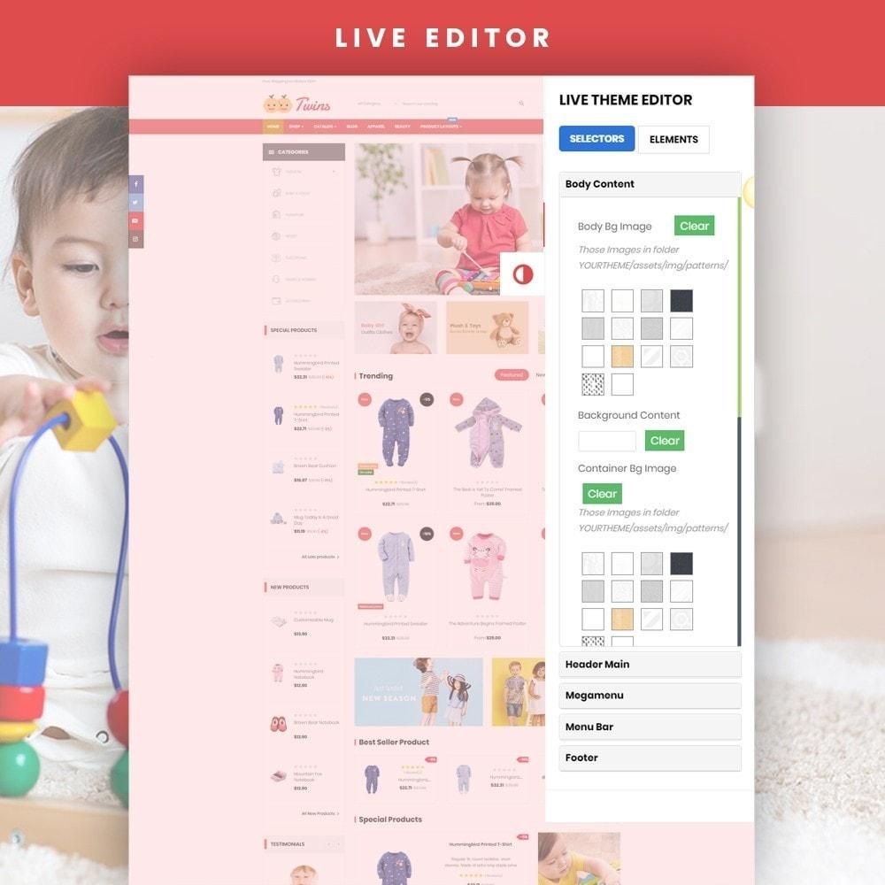 theme - Zabawki & Artykuły dziecięce - Leo Twins Baby Toy Store - 3