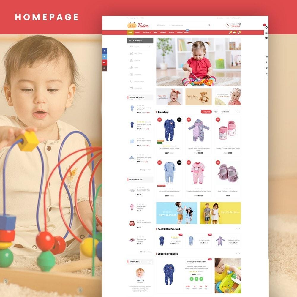 theme - Zabawki & Artykuły dziecięce - Leo Twins Baby Toy Store - 4