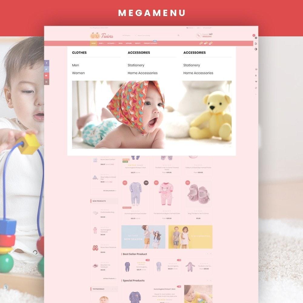 theme - Zabawki & Artykuły dziecięce - Leo Twins Baby Toy Store - 7