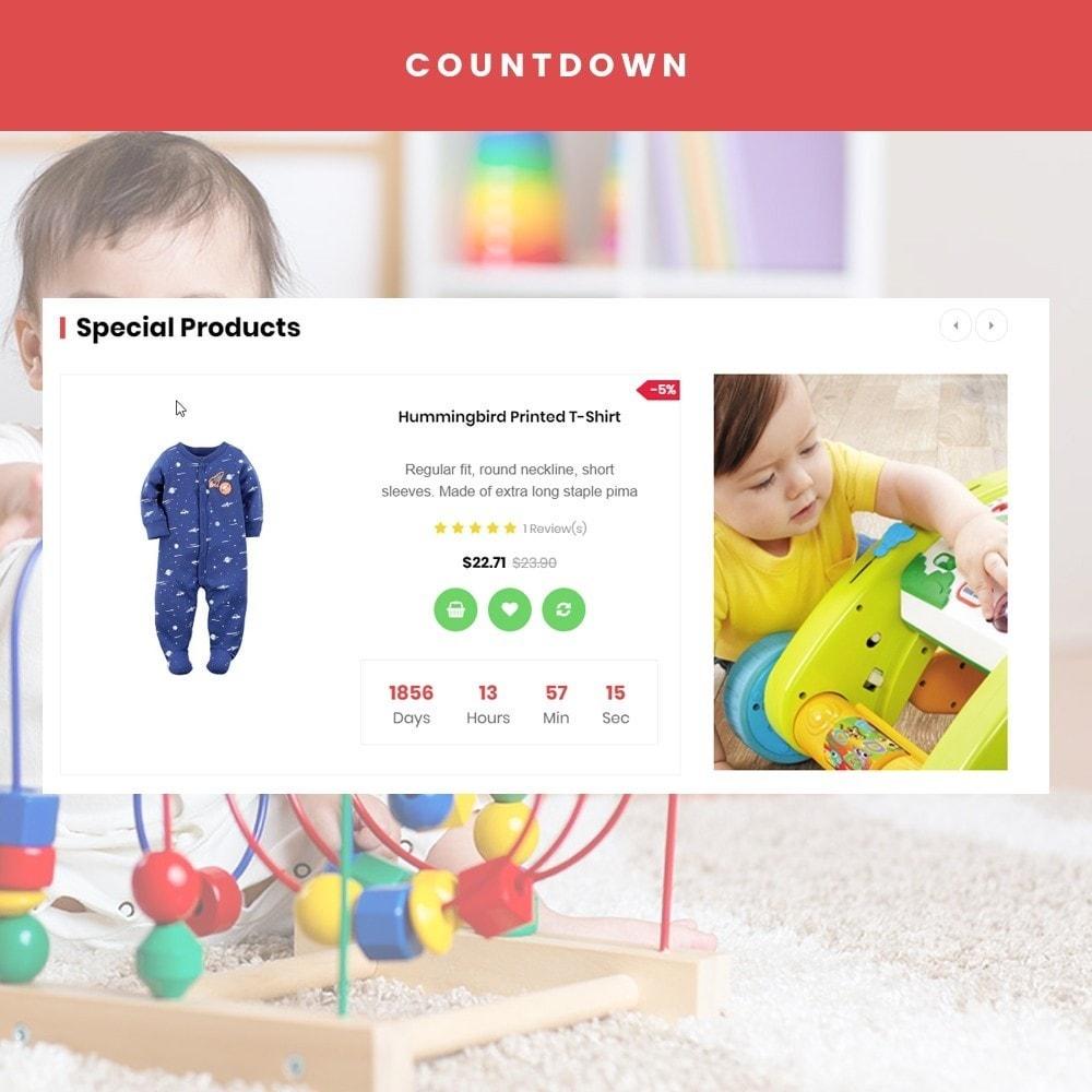 theme - Zabawki & Artykuły dziecięce - Leo Twins - 8